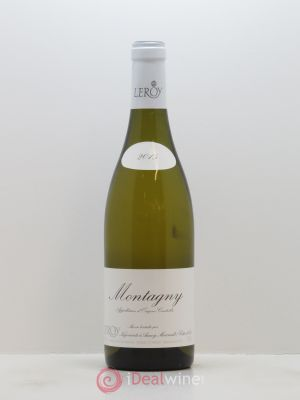 Montagny Leroy SA  2015 - Lot de 1 Bottle