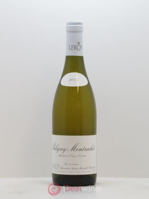 Puligny-Montrachet Leroy SA  2015 - Lot de 1 Bottle