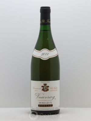 Vouvray Goutte d'Or Clos Naudin - Philippe Foreau  2011