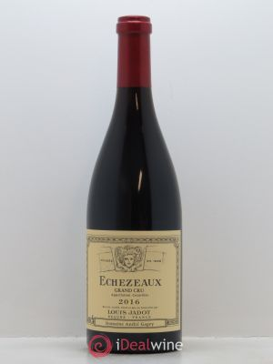 Echézeaux Grand Cru Maison Louis Jadot  2016 - Lot de 1 Bottle
