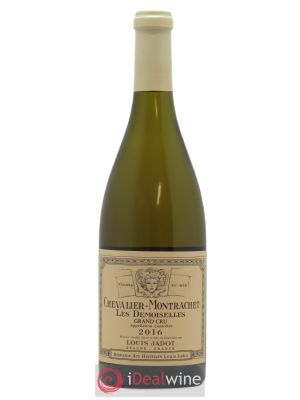 Chevalier-Montrachet Grand Cru Les Demoiselles Maison Louis Jadot  2016 - Lot de 1 Bottle
