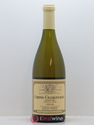 Corton-Charlemagne Grand Cru Maison Louis Jadot  2016 - Lot de 1 Bottle