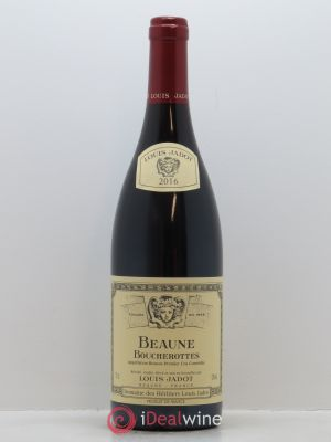 Beaune 1er Cru Boucherottes Maison Louis Jadot  2016 - Lot de 1 Bottle