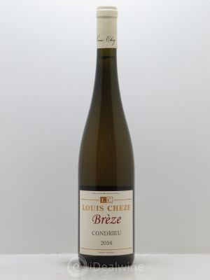 Condrieu Brèze Louis Cheze (Domaine)  2016 - Lot de 1 Bottle