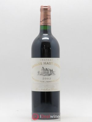 Clarence (Bahans) de Haut-Brion Second Vin  2002