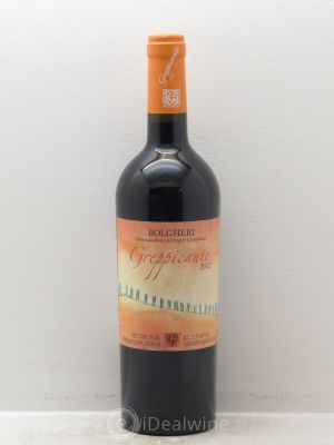 Bolgheri DOC I Greppi - Greppicante 2012 - Lot de 1 Bottle