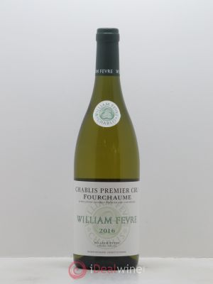Chablis 1er Cru Fourchaume William Fèvre (Domaine)  2016 - Lot de 1 Bottle