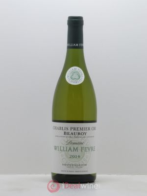 Chablis 1er Cru Beauroy William Fèvre (Domaine)  2016 - Lot de 1 Bottle