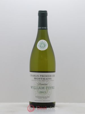 Chablis 1er Cru Montmains William Fèvre (Domaine)  2015 - Lot de 1 Bottle