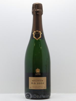 R.D. Bollinger  2004 - Lot de 1 Bottle