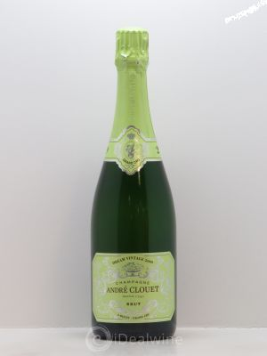 Dream Vintage Brut André Clouet  2009 - Lot de 1 Bouteille