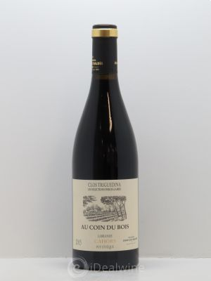 Cahors  Clos Triguedina  Au Coin du Bois  2015 - Lot de 1 Bottle