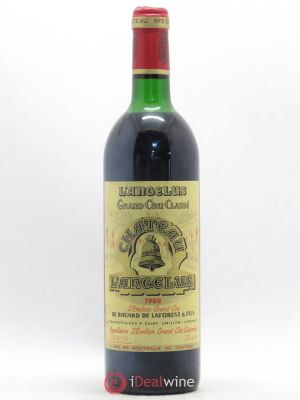 Château Angélus 1er Grand Cru Classé A  1988 - Lot de 1 Bottle