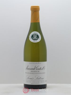 Meursault 1er Cru Goutte d'or Louis Latour  2016 - Lot de 1 Bottle