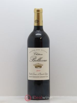 Château Bellevue Grand Cru Classé  2011 - Lot de 1 Bottle