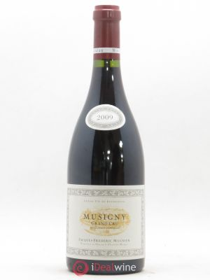 Musigny Grand Cru Jacques-Frédéric Mugnier  2009 - Lot de 1 Bottle
