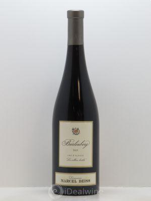 Millésime vin d'alsace 2015