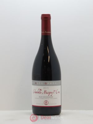 Chambolle-Musigny 1er Cru Aux Echanges Alex Gambal (Domaine)  2015