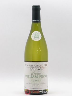 Chablis Grand Cru Bougros Côte Bouguerots William Fèvre (Domaine)  2009 - Lot de 1 Bottle
