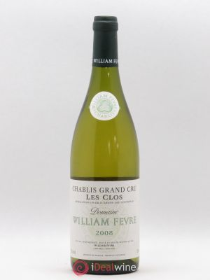 Chablis Grand Cru Les Clos William Fèvre (Domaine)  2008 - Lot de 1 Bottle