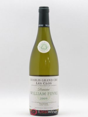 Chablis Grand Cru Les Clos William Fèvre (Domaine)  2009 - Lot de 1 Bottle