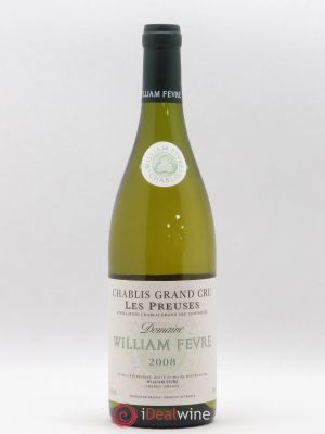 Chablis Grand Cru les Preuses William Fèvre (Domaine)  2008 - Lot de 1 Bottle