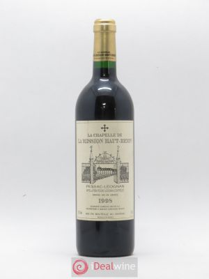 La Chapelle de La Mission Haut-Brion Second Vin  1998