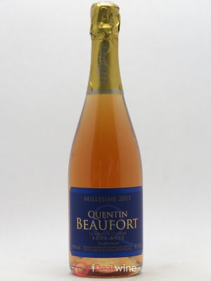 Brut Champagne Grande Charme Domaine Quentin Beaufort 2011