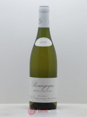 Bourgogne Leroy SA   2016 - Lot de 1 Bottle