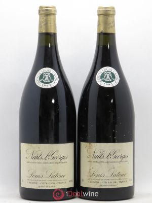 Nuits Saint-Georges Louis Latour  1993 - Lot de 2 Magnums