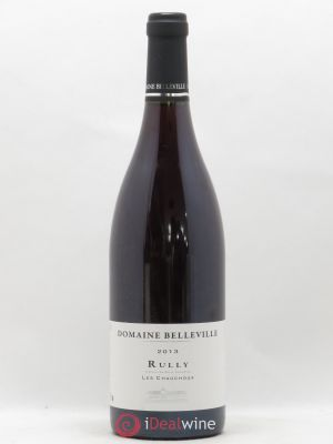 Rully Les Chauchoux Belleville 2013 - Lot de 1 Bottle