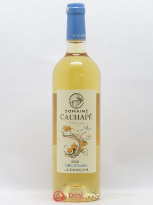 Jurançon Ballet d'Octobre Domaine Cauhapé  2016 - Lot de 1 Bottle