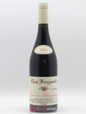 Saumur-Champigny Le Bourg Clos Rougeard  2014 - Lot de 1 Bottle