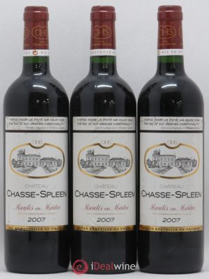 Château Chasse Spleen  2007