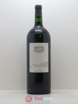 Château Grand Village  2006 - Lot de 1 Magnum