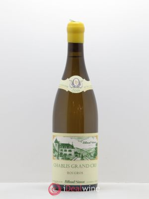 Chablis Grand Cru Bougros Billaud-Simon (Domaine)  2016
