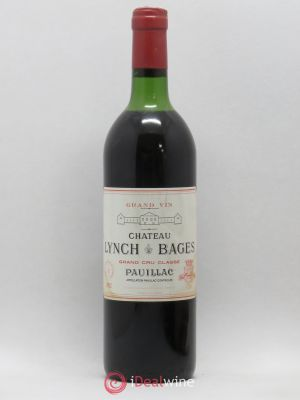 Château Lynch Bages 5ème Grand Cru Classé  1982 - Lot de 1 Bottle