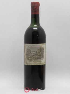 Château Lafite Rothschild 1er Grand Cru Classé  1962 - Lot de 1 Bottle