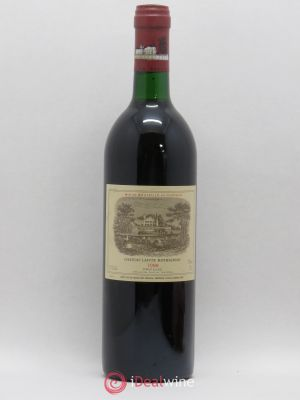 Château Lafite Rothschild 1er Grand Cru Classé  1988 - Lot de 1 Bottle