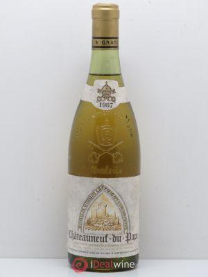 Champagne millesime 1967