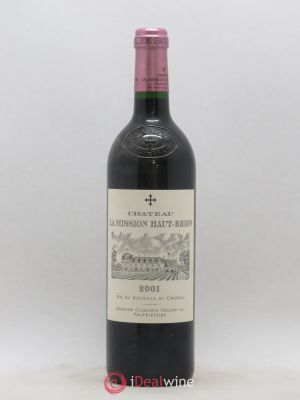 Château La Mission Haut-Brion Cru Classé de Graves  2001 - Lot de 1 Bottle
