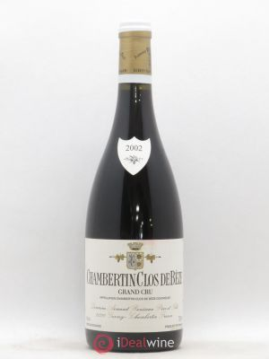 Chambertin Clos de Bèze Grand Cru Armand Rousseau (Domaine)  2002 - Lot de 1 Bottle