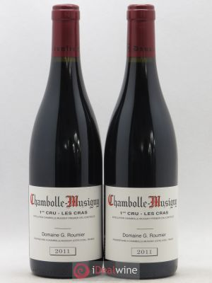 Chambolle-Musigny 1er Cru Les Cras Georges Roumier (Domaine)  2011