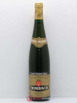 Champagne millesime 1997