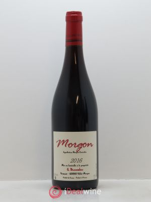 Morgon Georges Descombes (Domaine)  2016