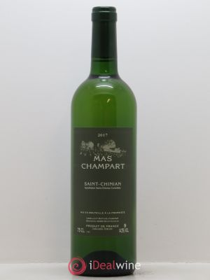 Saint-Chinian Mas Champart  2017 - Lot de 1 Bouteille