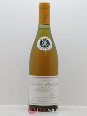 Chevalier-Montrachet Grand Cru Les Demoiselles Louis Latour (Domaine) (Unit Wooden Case) 1974 - Lot de 1 Bottle