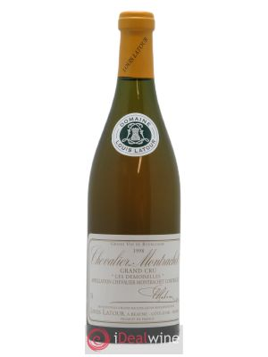 Chevalier-Montrachet Grand Cru Les Demoiselles Louis Latour (Domaine) (Unit Wooden Case) 1998 - Lot de 1 Bottle