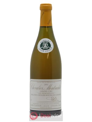 Chevalier-Montrachet Grand Cru Les Demoiselles Louis Latour (Domaine) (Unit Wooden Case) 2002 - Lot de 1 Bottle