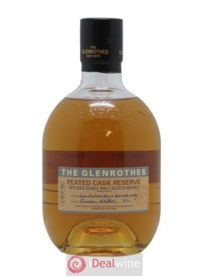 Whisky Peated Cask Reserve Glenrothes (70cl) ---- - Lot de 1 Bottle